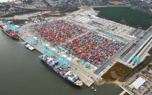Virginia Terminal Expansion Nears Completion