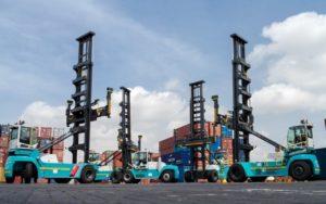 Konecranes Introduces New Empty Container Solution
