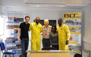 BLT Optimise Nigerian Port Performance