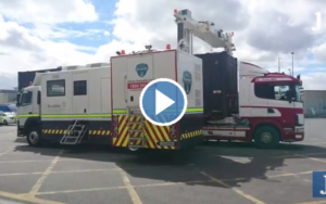 New Mobile X-Ray Scanner Funded for Dublin Port