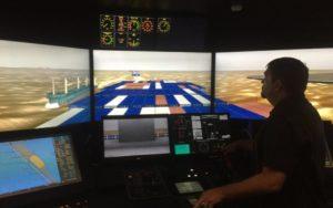 Simulators Train Pilots for Largest Landlocked Port