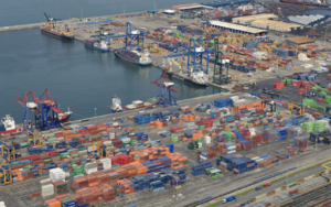 Noatum Terminal Invests in Rail-Mounted Gantry Cranes