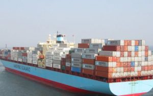 Maersk Launches Biofuel Project with H&M