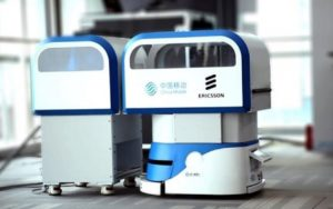 Ericsson and China Mobile Unveil 5G-Powered AGV