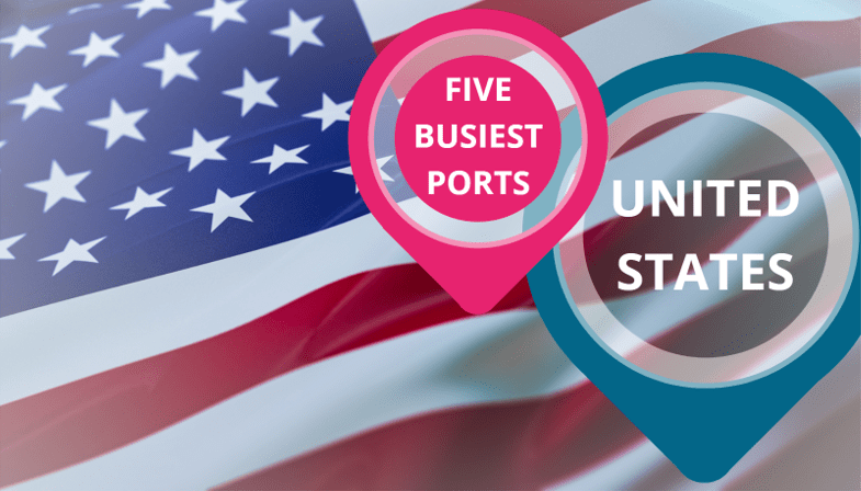 Top 5 Busiest Ports - UNited s