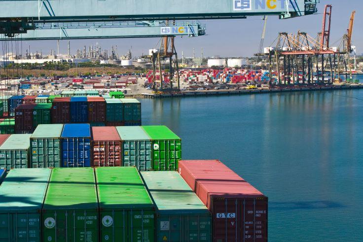 WBCT Port of Los Angeles California