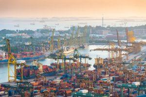 Singapore informs on November port performance