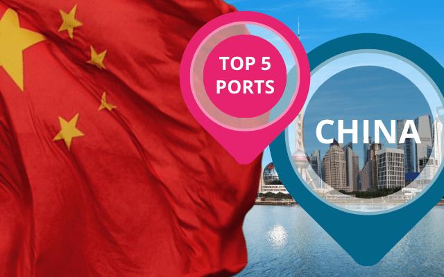 Top 5 ports china