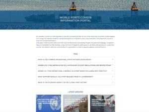 IAPH creates World Ports COVID-19 Information Portal