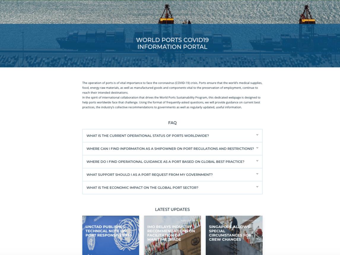 covid19website