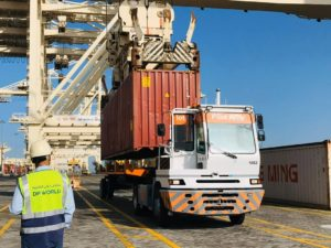 DGWorld to boost Jebel Ali Port with autonomous vehicles