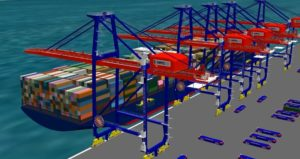 Simulation vital in adjusting quay operations during crisis periods