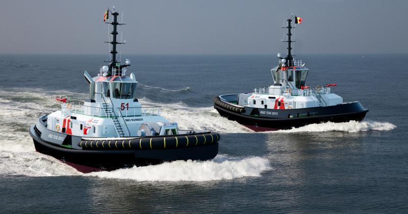 damen tugboats