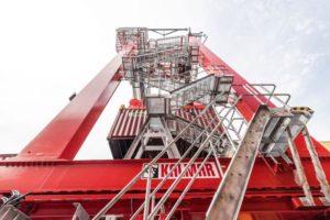 Safiport Derince selects Kalmar zero emission RTGs