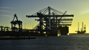 COVID-19 depresses cargo throughput at Port of Rotterdam