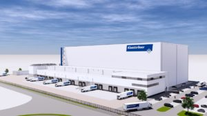 Work to begin on automated cold storage facility at Port of Rotterdam
