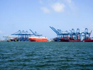 Kalmar signs maintenance deal with Panama terminal