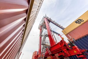 Kalmar signs RTG deal with Mediterranean terminal