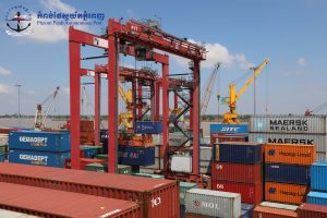 Kalmar to supply Cambodian terminal with RTGs