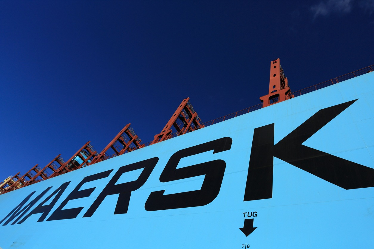 Maersk reinstates Transpacific Eastbound services