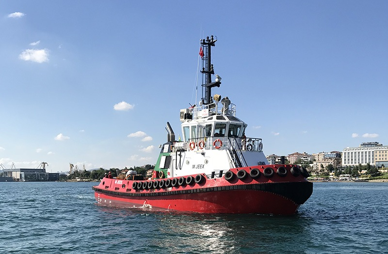 Sanmar delivers new tug boat