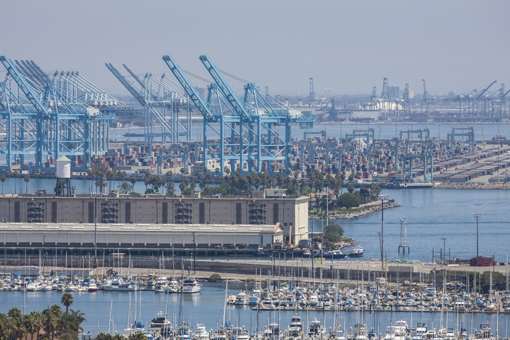 The Port of Long Beach has had its budget approved