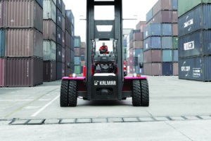 Kalmar to supply DP World terminal with tractors and empty container handlers