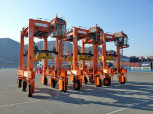 Busan New Port to receive fleet of Konecranes Noell Sprinter Carriers