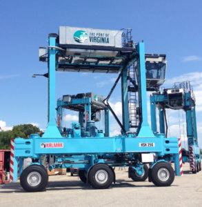Kalmar to supply Virginia with new Hybrid Shuttle Carrier fleet