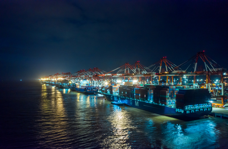 Global ports are still vulnerable to the effects of COVID-19