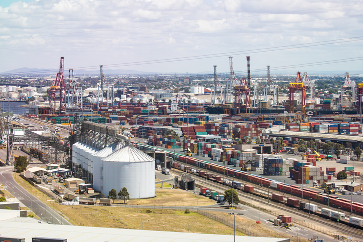 The Port of Melbourne has unveiled plans to handle more capacity in 30 year plan
