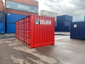 Kalmar launches containerised ChargePod