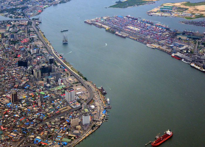 Port of Lagos has a new container terminal to improve trade