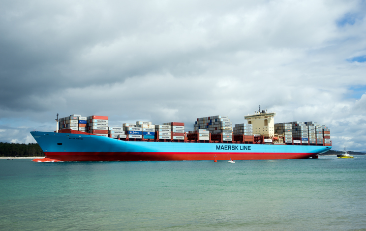 Maersk continue with COVID-19 strategy