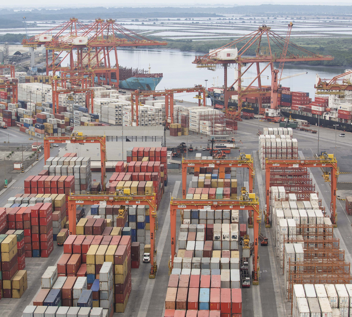 ICTSI will invest $18 million in the Port of Guayquil