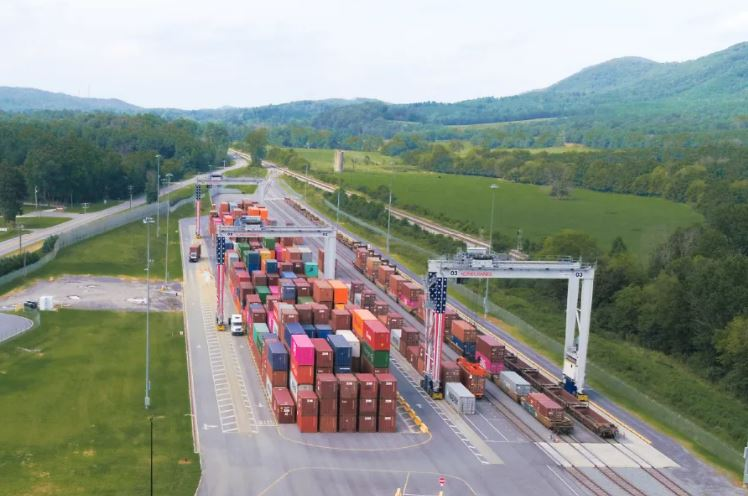Navis N4 helps GPA's new intermodal terminal break records