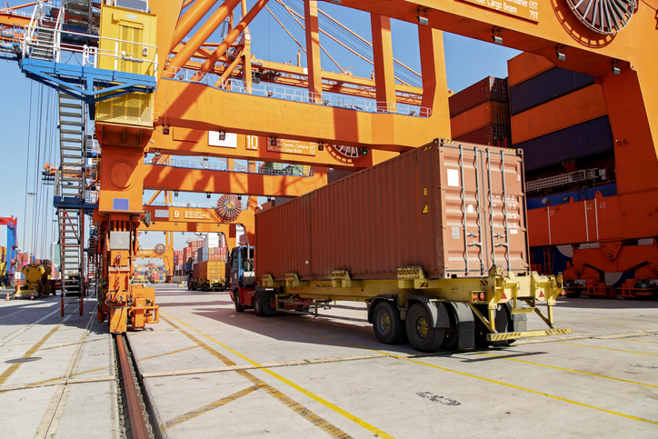 US government announces major funding for US ports