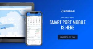 Awake.AI launches Smart Port Mobile