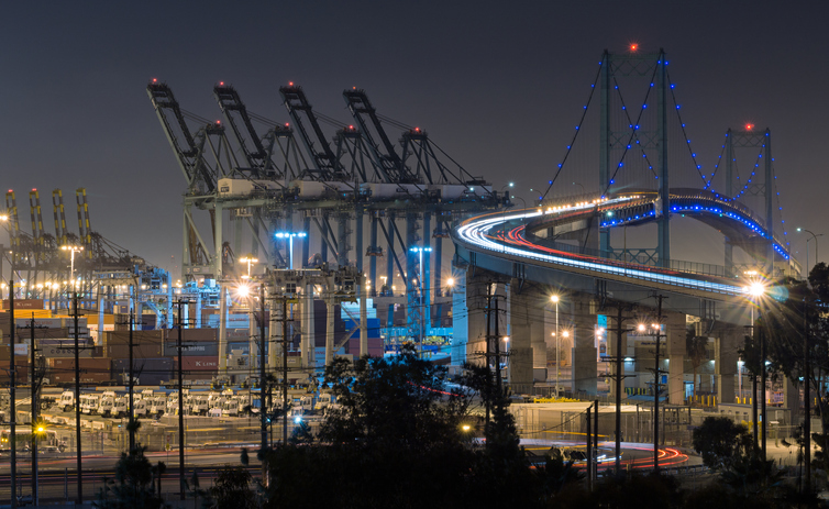 The Port of LA to receive federal funding