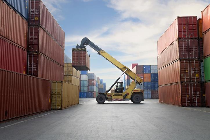 Cargotec's profits fall year-on-year