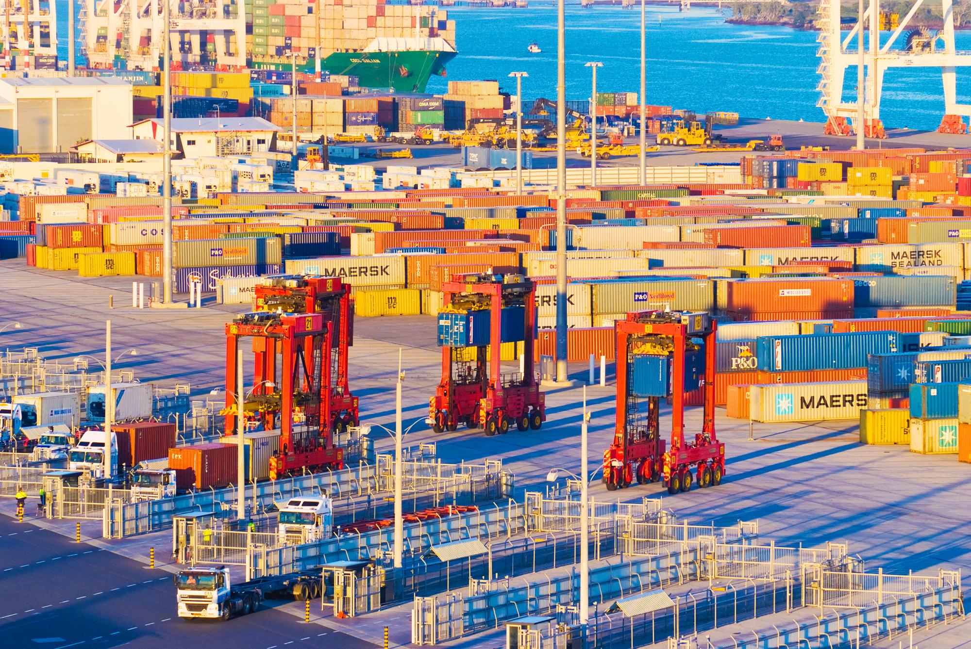 Kalmar to supply Patrick Terminals with AutoStrads