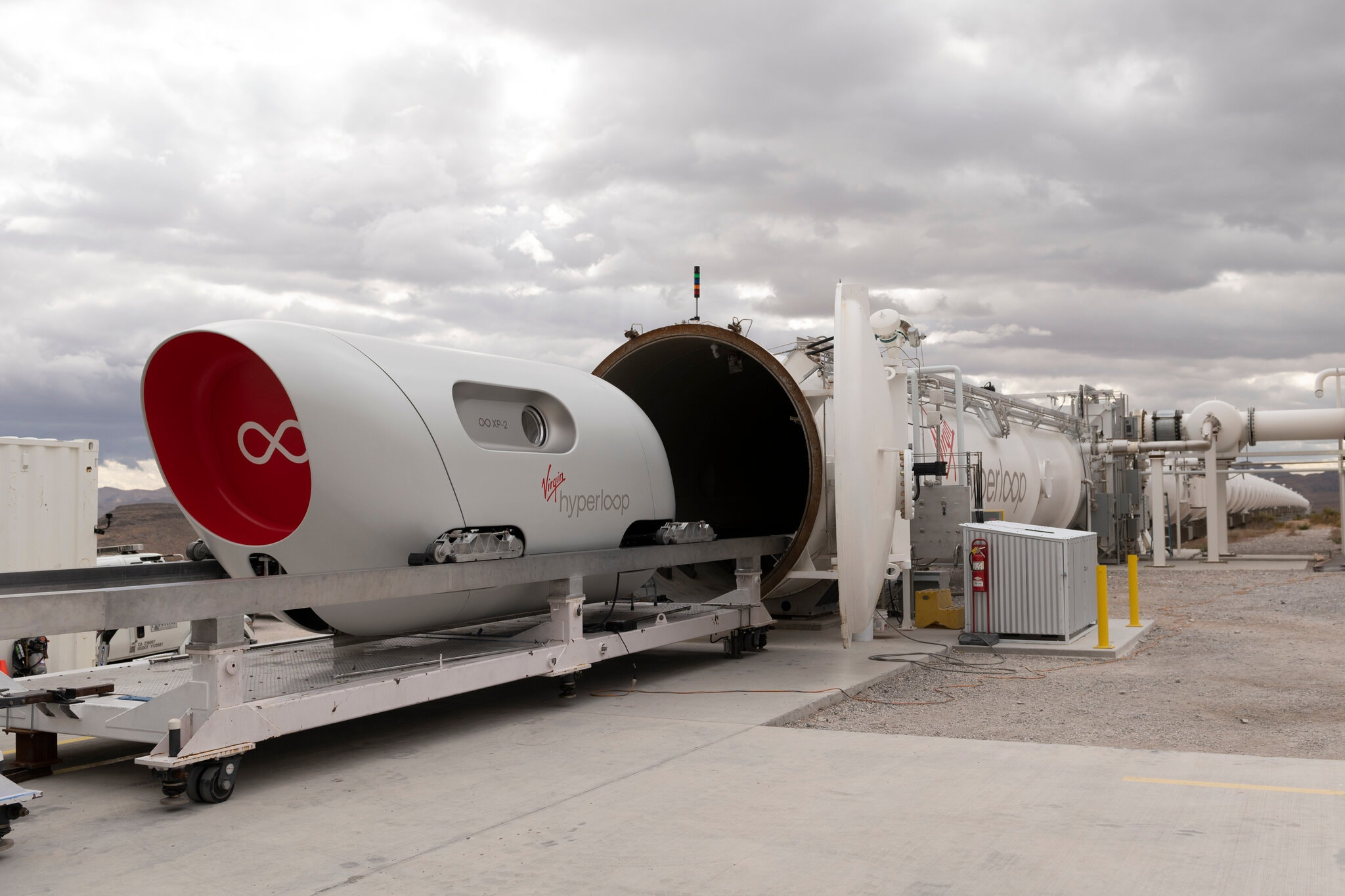 Could Hyperloop transform the supply chain?