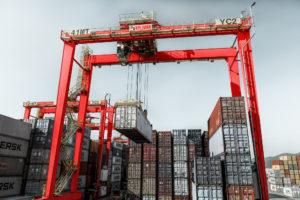Kalmar strikes deal with Czech intermodal terminal