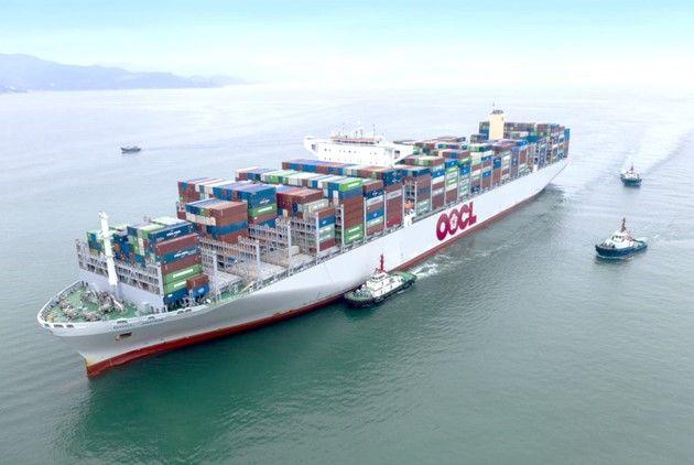 oocl mega ship
