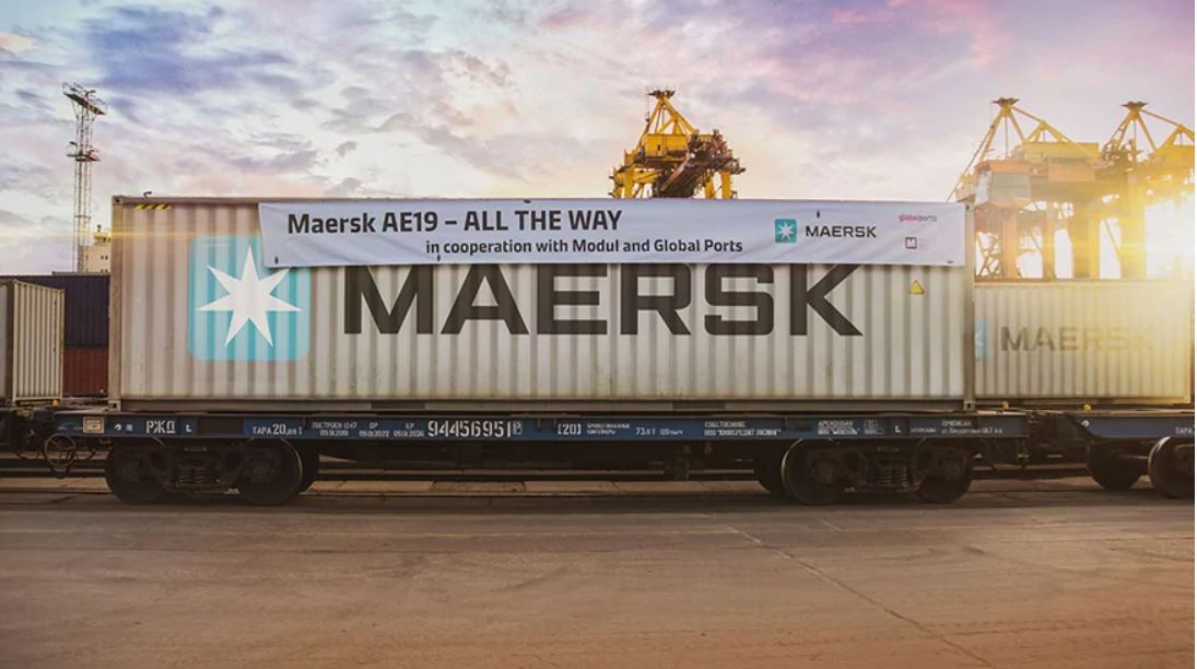 Maersk doubles capacity amid pandemic