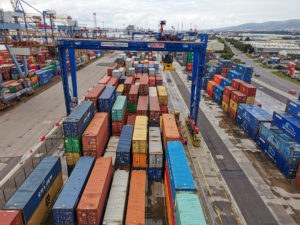 Kalmar signs service agreement with Belfast Container Terminal