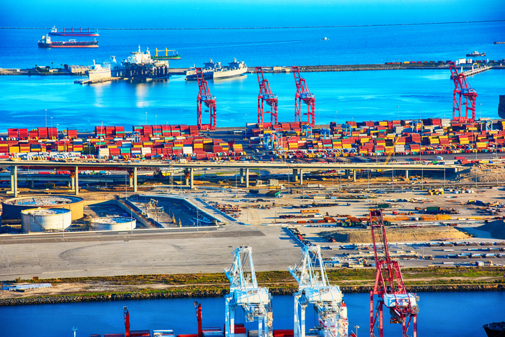 Port of Los Angeles CEO speaks to Port Technology International
