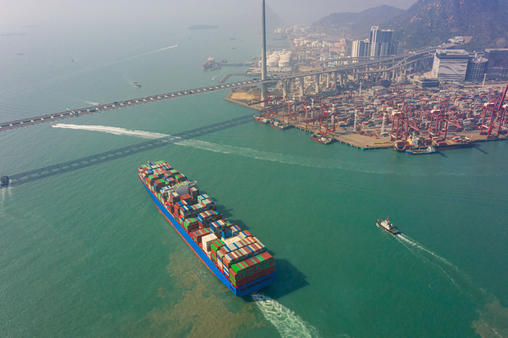 Ports can continue with business as usual if they are to prosper
