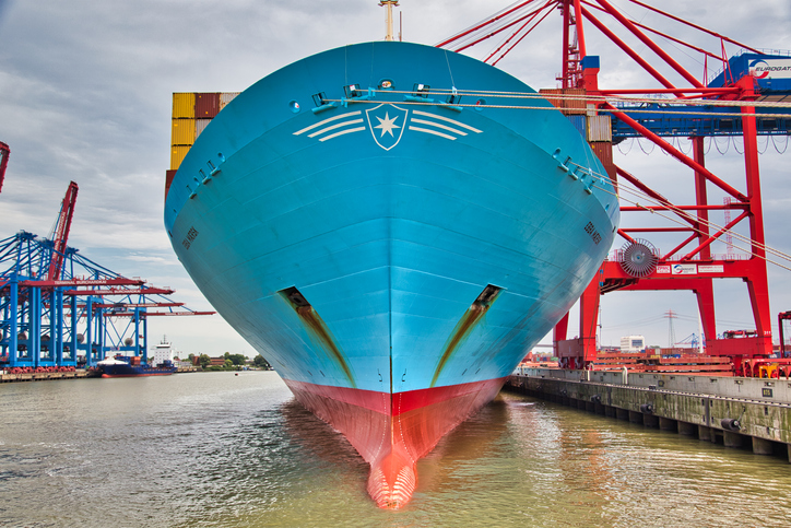 Maersk sees profits grow in Q3