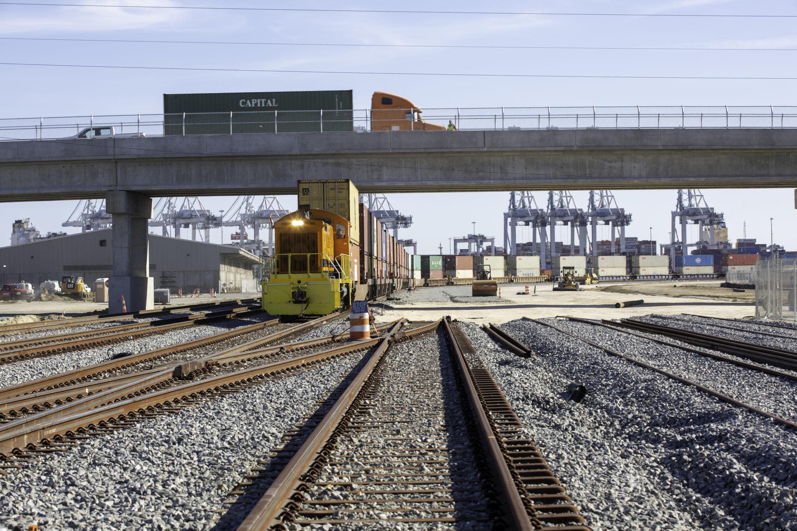 GPA reaches mega rail milestone